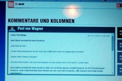 BildWagner27112014antideutscheHetze